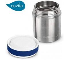Nuvita - Recipiente para alimentos térmicos em inox 350 ml