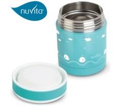 Nuvita - Termo de aço inoxidável 350ml