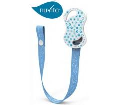Nuvita - Porta chupeta com fecho de pressão