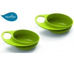 Nuvita - Tigela EasyEating, 2 peças.