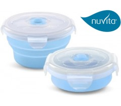 Nuvita - Recipiente de silicone 540ml