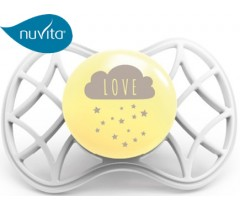 Nuvita - Chupeta Air.55 cool Tetina ortodontica 6m+