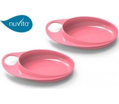 Nuvita - Prato EasyEating, 2 peças.