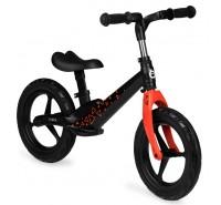 MoMi Bicicleta de equilíbrio ULTI Black Triangle