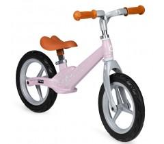 MoMi Bicicleta de equilíbrio ULTI  Pink Feathers