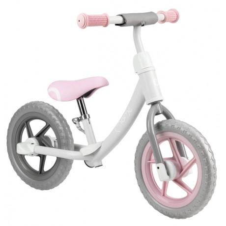 MoMi Bicicleta de equilíbrio ROSS Pink