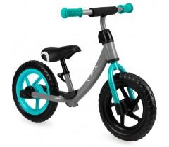 MoMi Bicicleta de equilíbrio ROSS Turquoise