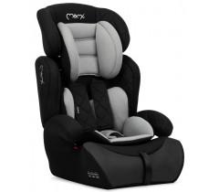 MoMi AXO Cadeira auto 1-2-3 Black (9-36 kg)