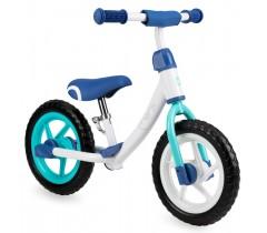 MoMi Bicicleta de equilíbrio ROSS Navy Blue