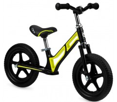 MoMi Bicicleta de equilíbrio MOOV Lime