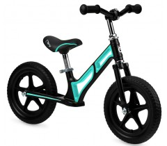 MoMi Bicicleta de equilíbrio MOOV Turquoise