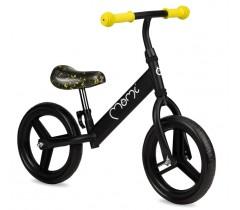 MoMi Bicicleta de equilíbrio NASH Black Ish