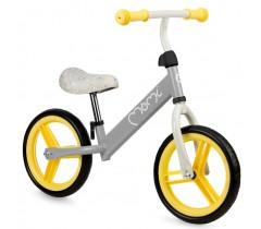 MoMi Bicicleta de equilíbrio NASH Grey