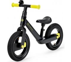 Kinderkraft - Bicicleta de equilíbrio GOSWIFT black volt