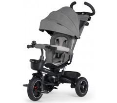 Kinderkraft - Triciclo SPINSTEP platinum grey
