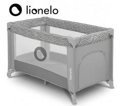 Lionelo - Cama de Viagem Stefi Grey Concret
