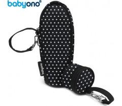 Baby Ono - Saco térmico para garrafa + porta chupetas