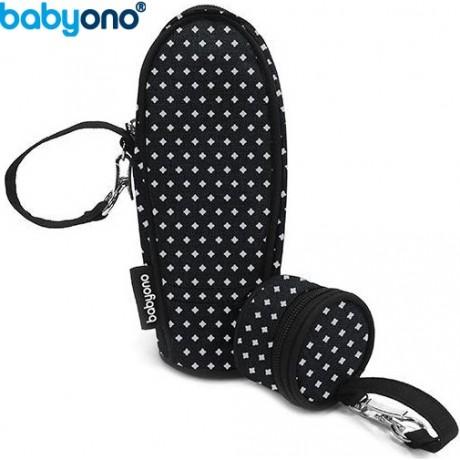 Baby Ono - Saco térmico para garrafa / biberão + porta chupetas