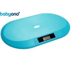 Baby Ono - Balança eletrónica para bebés azul