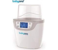 Baby Ono - Aquecedor e esterilizador digital de alimentos 2 em 1