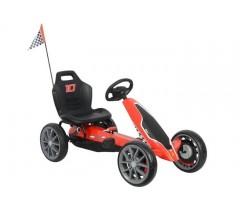 Kart com pedais Ferrari