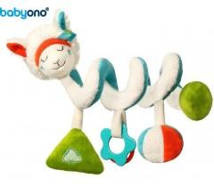 Baby Ono - Llama Ziggy Espiral de atividades