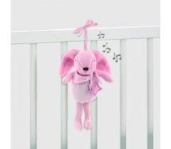 PASITO A PASITO - COELHO MUSICAL BABY ETOILE ROSA
