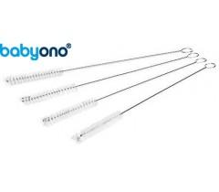 Baby Ono - Escovas de limpeza para canudos e tubos