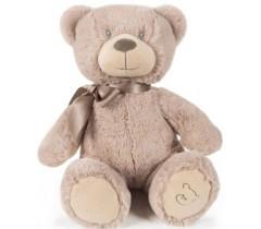 Pasito a Pasito - Urso de peluche Chelsea castanho 25cm