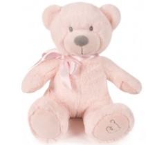 Pasito a Pasito - Urso de peluche Chelsea rosa 35cm