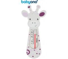 Baby Ono - Termómetro de banho flutuante cinza
