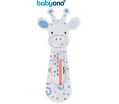 Baby Ono - Termómetro de banho flutuante branco
