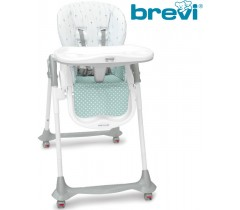Brevi - Cadeira Papa CONVIVIO TIFFANY