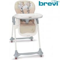 Brevi - Cadeira Papa CONVIVIO MY LITTLE Bears