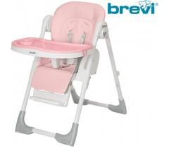 Brevi - Cadeira Papa DOMINO ROSA