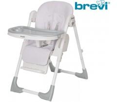 Brevi - Cadeira Papa DOMINO CINZA