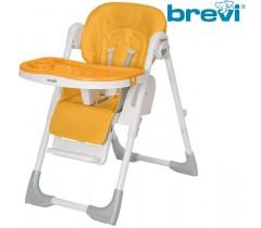 Brevi - Cadeira Papa DOMINO LARANJA