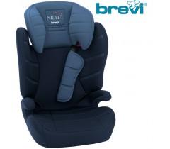 Brevi - Cadeira auto Grupo 2/3 (15-36 kg) NIGEL Sky Blue