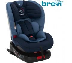 Brevi - Cadeira auto Grupo 0+/1/2 (0-25 kg) KIMI Isofix TT Sky Blue