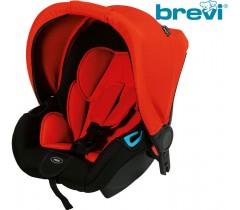 Brevi - Cadeira auto Grupo 0+ (0-13 Kg) ADON Red Sport