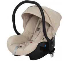 Brevi - Cadeira auto Grupo 0+ (0-13 kg) Smart Tortora