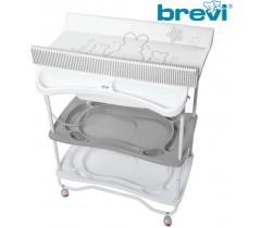 Brevi - Banheira com vestidor ATLANTIS Bianconiglio