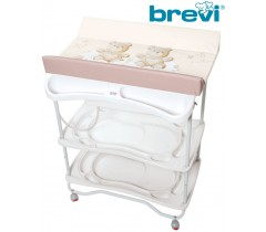 Brevi - Banheira com vestidor ATLANTIS My Little Bears