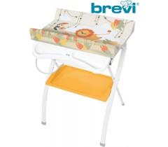 Brevi - Banheira com vestidor LINDO JUNGLE