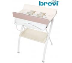 Brevi - Banheira com vestidor LINDO MY LITTLE BEARS