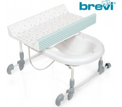 Brevi - Banheira com cuba reversivel BAGNOTIME Tiffany