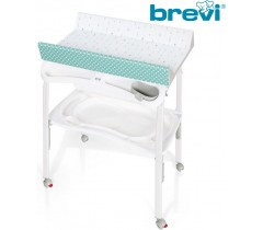 Brevi - Banheira com vestidor PRATICO TIFFANY