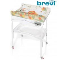Brevi - Banheira com vestidor PRATICO JUNGLE