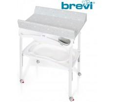 Brevi - Banheira com vestidor PRATICO STARRY SKY