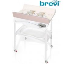 Brevi - Banheira com vestidor PRATICO MY LITTLE BEARS